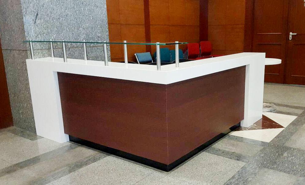 Perpustakaan Gedung B Bank Indonesia Esia