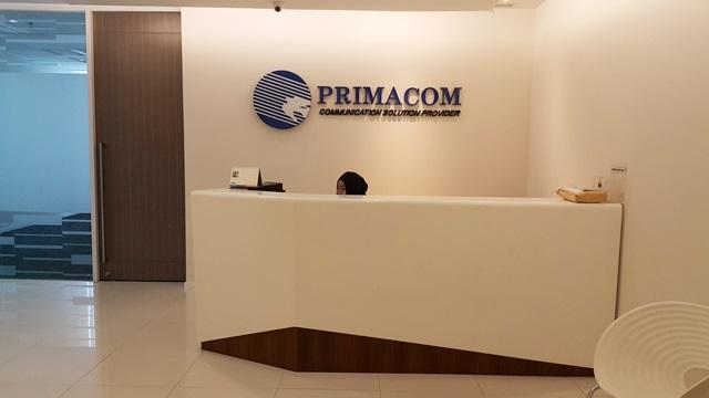 PT. Primacom, PT. Rintis, DBS Tower